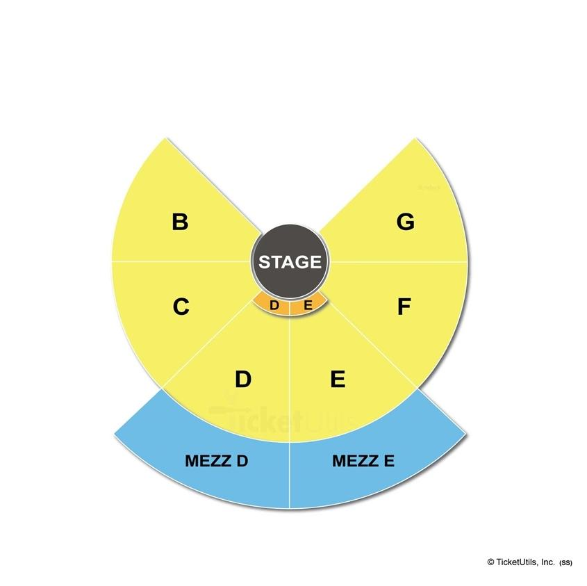 nycb theater seating chart inspirational capital e bank theatre at