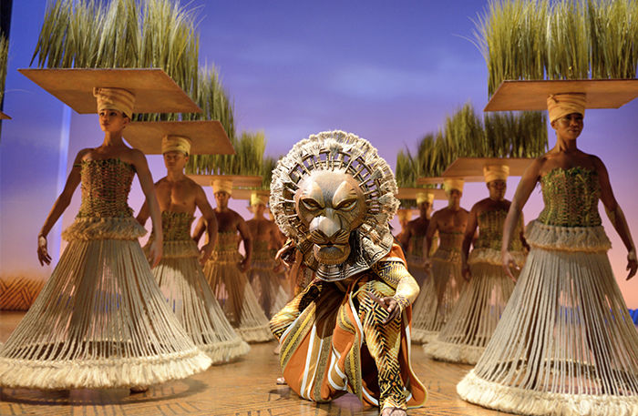 the lion king london review