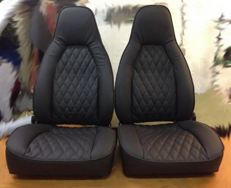 Interieur Auto Bekleden Bekleden Autostoelen Bree - Seats And Racks