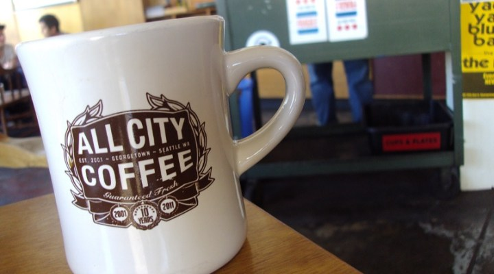 All City Coffee in Georgetown