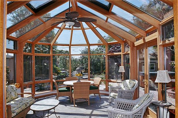 Solariums Conservatories