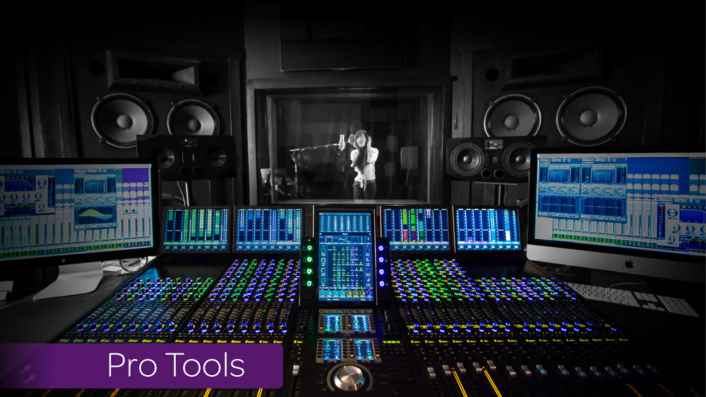 Pro Tools Classes and Certifications - Seattle Recording Arts