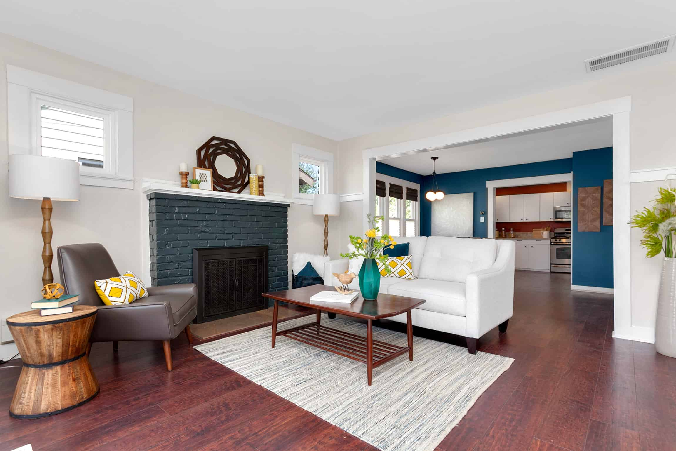 Accent Room Colors Oceanside Sw 6496 Sw 2018 Color Of The Year Seattle Staged To Sell