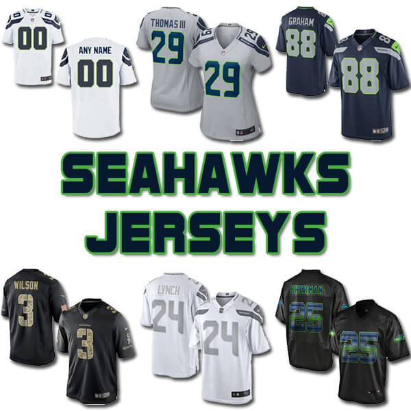 Seattle Seahawks Jerseys
