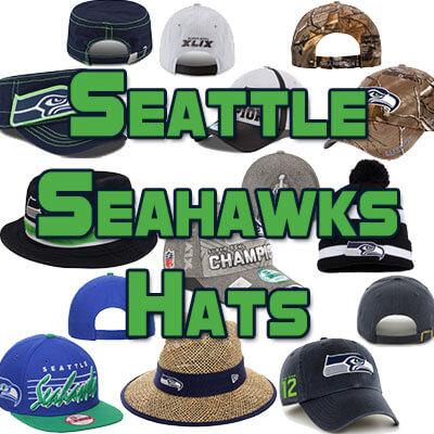 Seattle Seahawks Hats