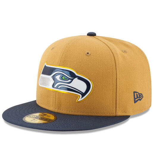 Seattle Seahawks NFL Gold Collection