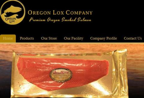 oregaon lox company
