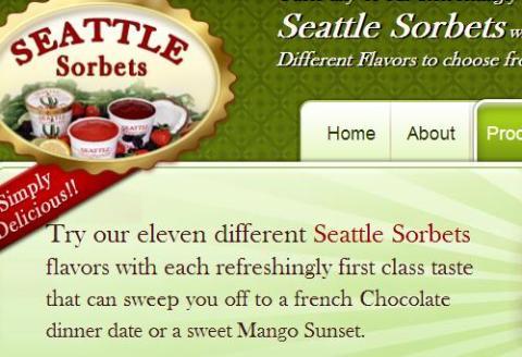 seattle sorbet