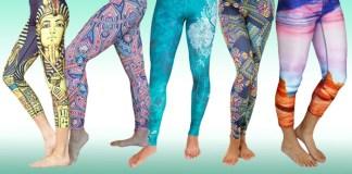 patterned-yoga-pants