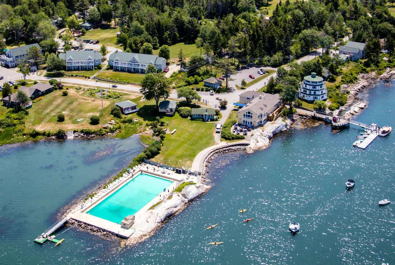 All Inclusive Resort 7 Features Of An All Inclusive Resort In Maine Sebasco Harbor