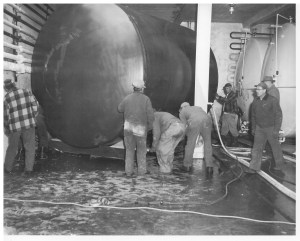 6 - Tank Moving Into Position