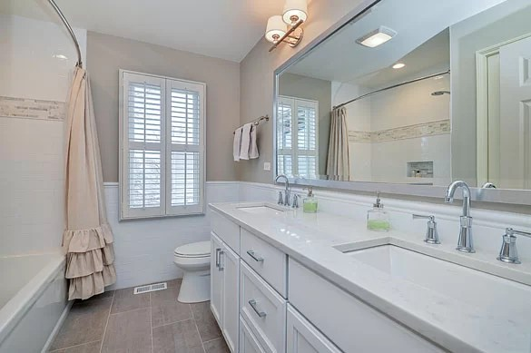 What is the Cost of a Bathroom Remodel Home Remodeling Contractors - cost remodeling bathroom