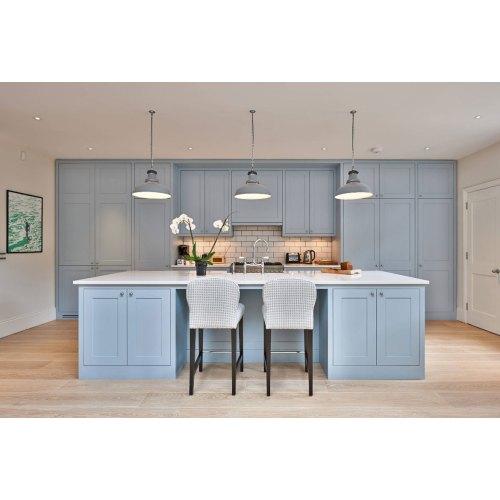 Medium Crop Of Blue Kitchen Cabinets