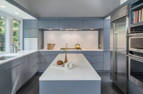 Medium Of Modern Kitchen Backsplash