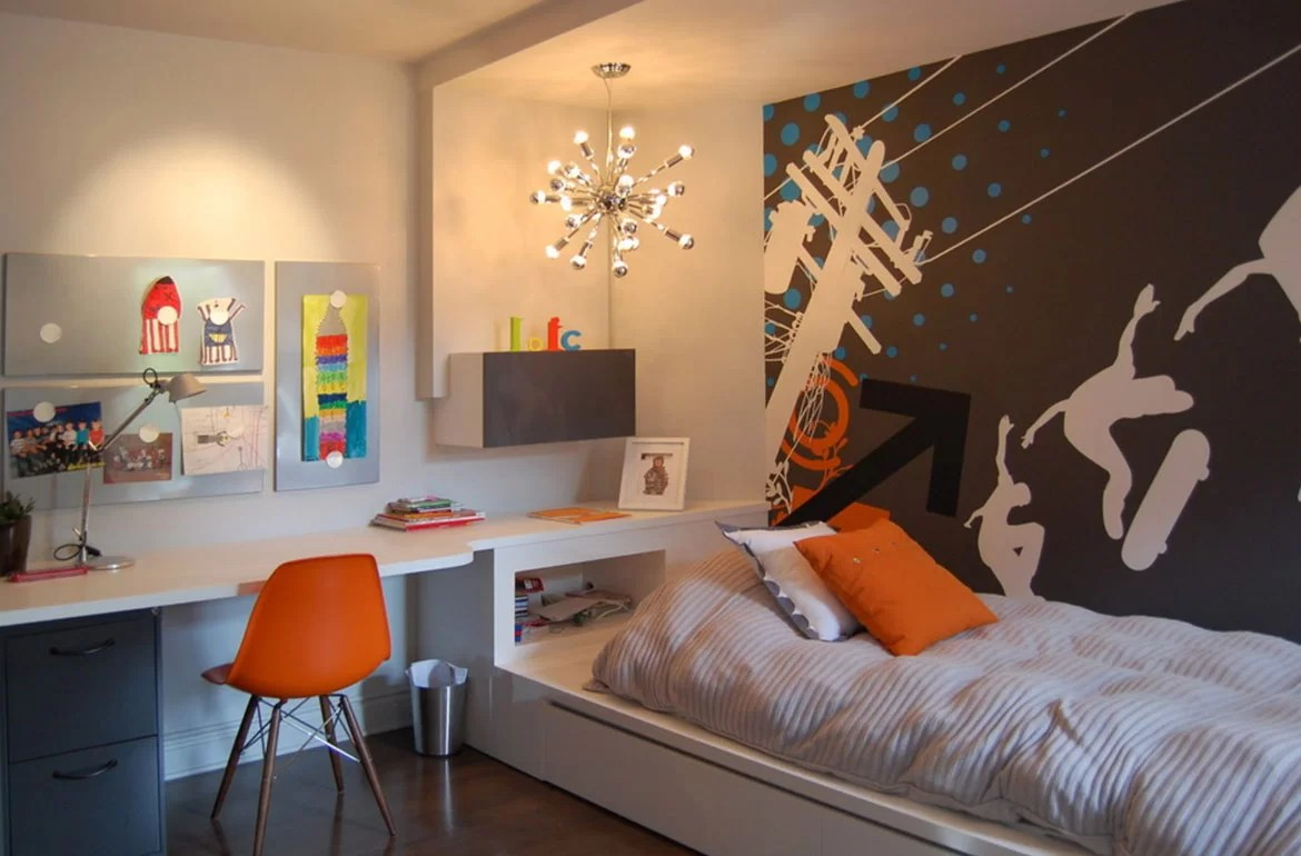 Bedroom Theme 47 Really Fun Sports Themed Bedroom Ideas Home