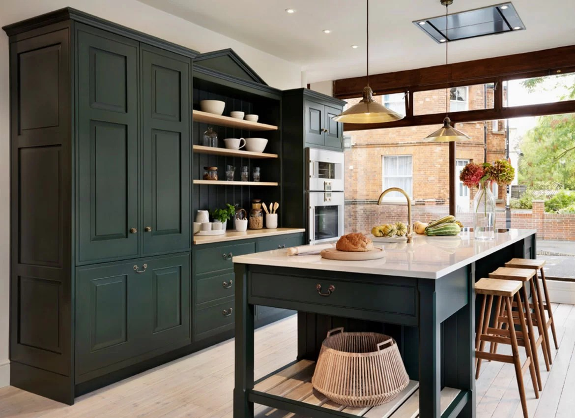 Traditional Kitchens With White Cabinets 30 Classy Projects With Dark Kitchen Cabinets Home Remodeling