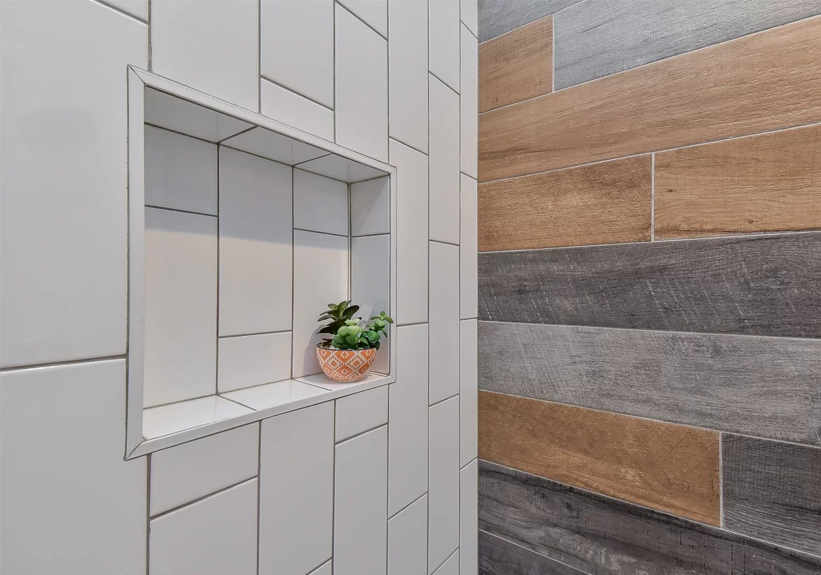 Wood Looking Tile Bathroom 8 Top Trends In Bathroom Tile Design For 2019 Home Remodeling