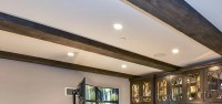 25 Exciting Design Ideas for Faux Wood Beams | Home ...
