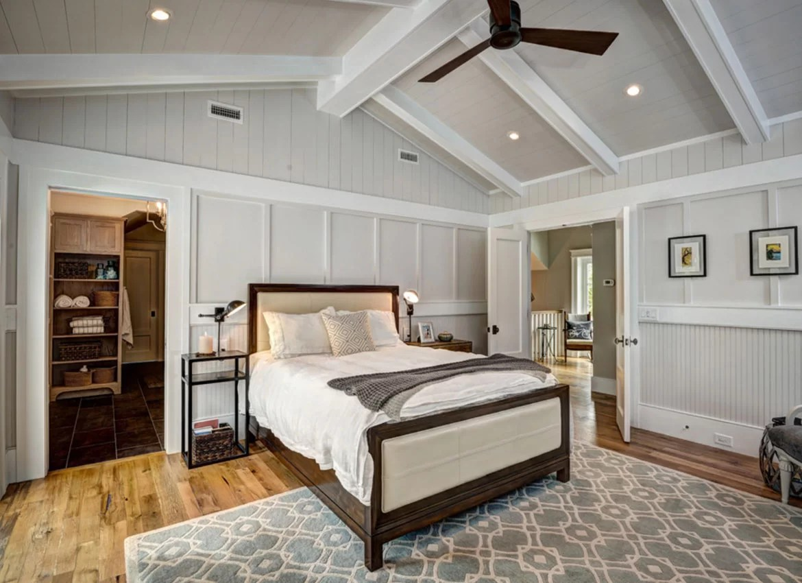 Painted Wood Ceilings 25 Exciting Design Ideas For Faux Wood Beams Home Remodeling