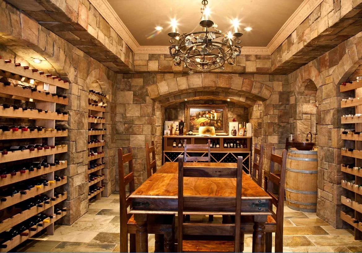 Custom ... & Winemakers Cellar - Natashamillerweb