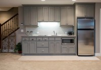 45 Basement Kitchenette Ideas to Help You Entertain in ...