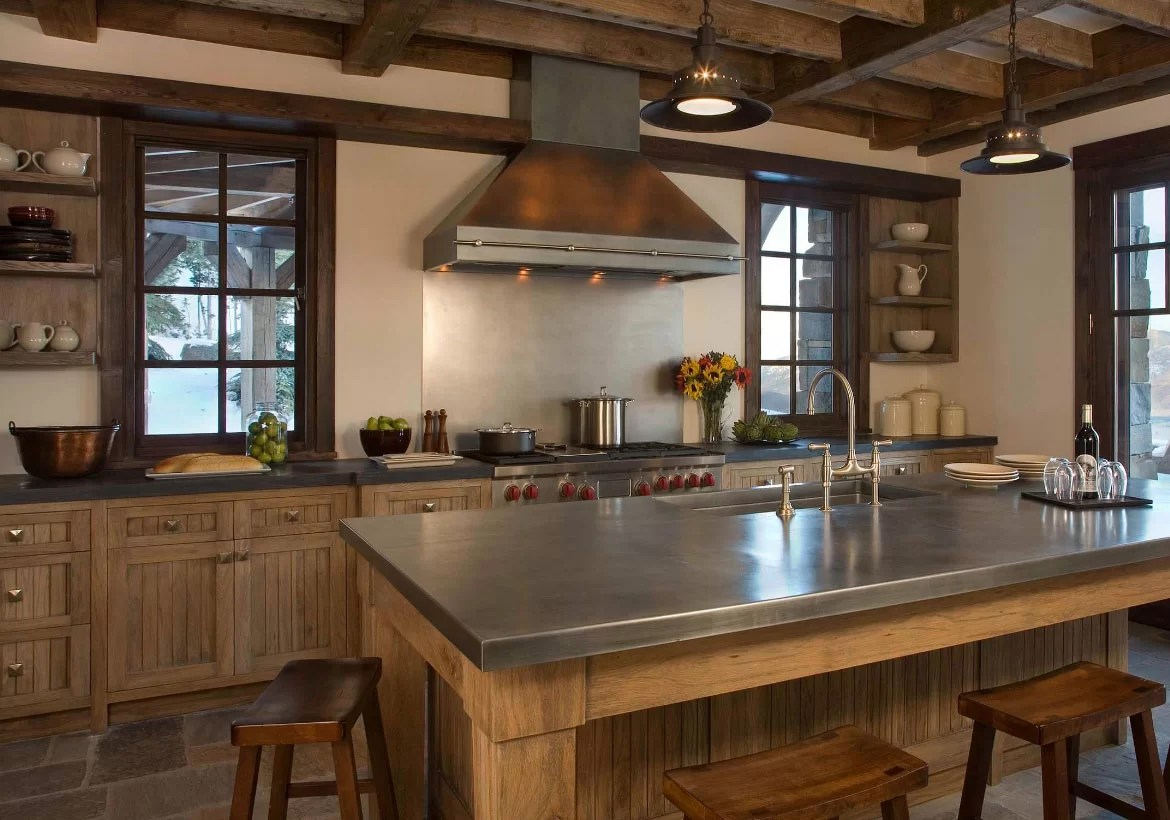 Sleek Stainless Steel Countertop Ideas Guide Home Remodeling Contractors Sebring Design Build