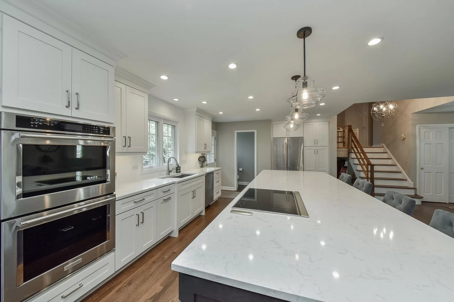 Dale Tracy39s Kitchen Remodel Pictures Home Remodeling
