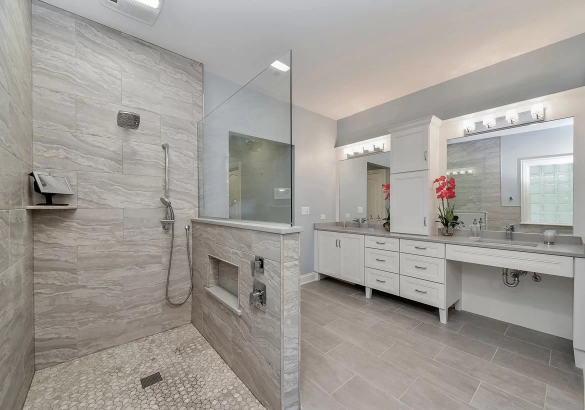 Remodel Design Exciting Walk In Shower Ideas For Your Next Bathroom Remodel