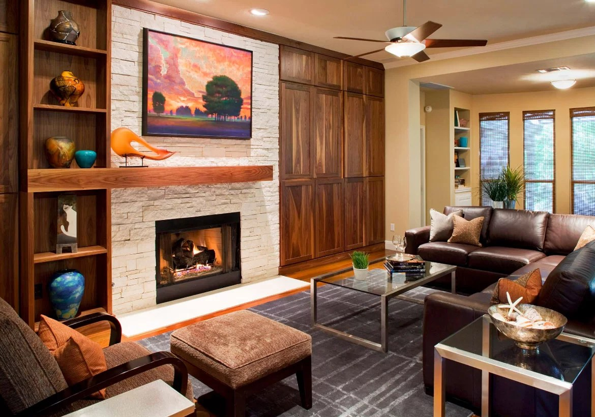 Floating Fireplace Mantel Ideas Mantel Ideas For A Warm Cozy Fireplace Home Remodeling
