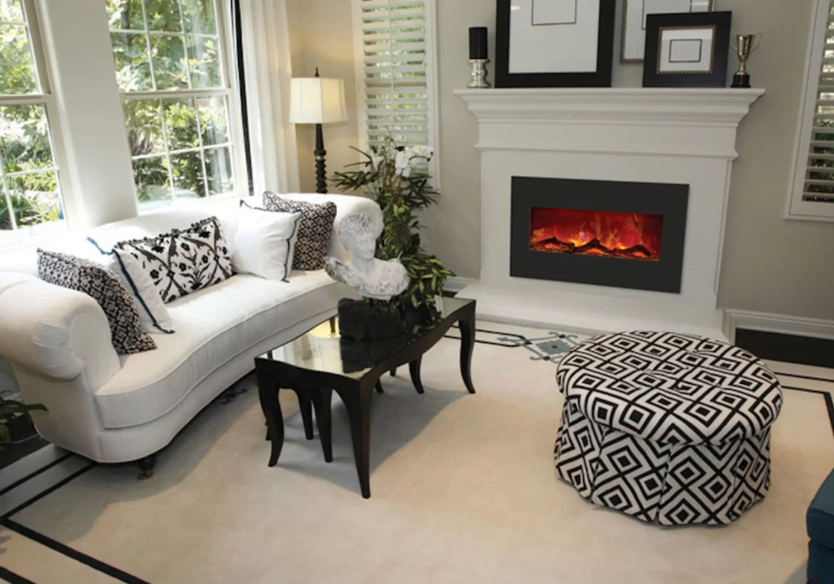 Gas Vs Electric Fireplace Pros And Cons Modern Electric Fireplaces To Warm Your Soul Home Remodeling
