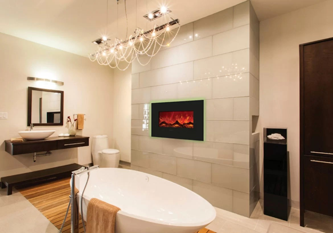 Build Your Own Fireplace Insert Modern Electric Fireplaces To Warm Your Soul Home Remodeling