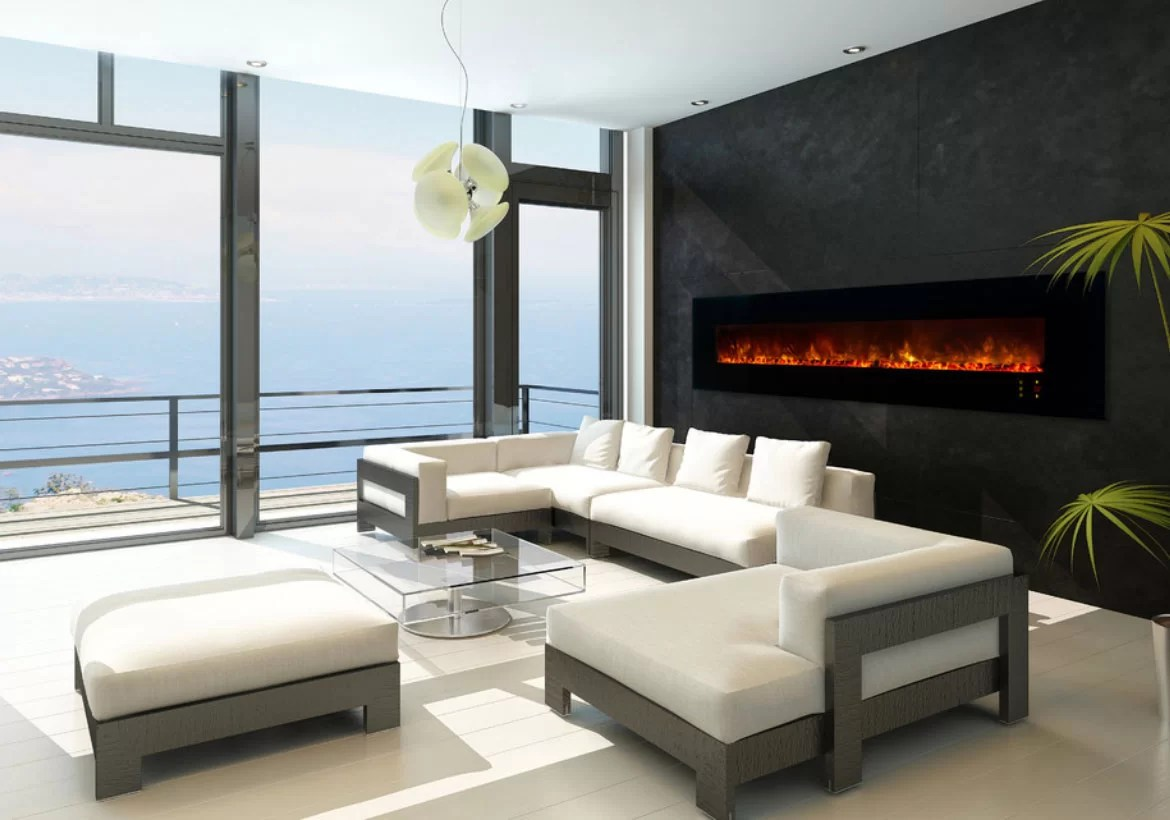 Modern Fireplace Images Modern Electric Fireplaces To Warm Your Soul Home Remodeling