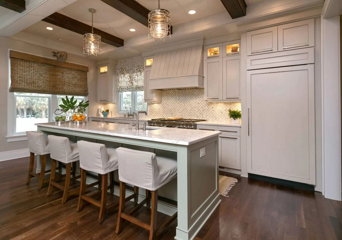 Kitchen Island Decorating Ideas 67 Desirable Kitchen Island Decor Ideas & Color Schemes