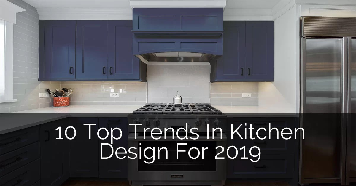 Shiplap Kitchen Island 10 Top Trends In Kitchen Design For 2019 | Home Remodeling