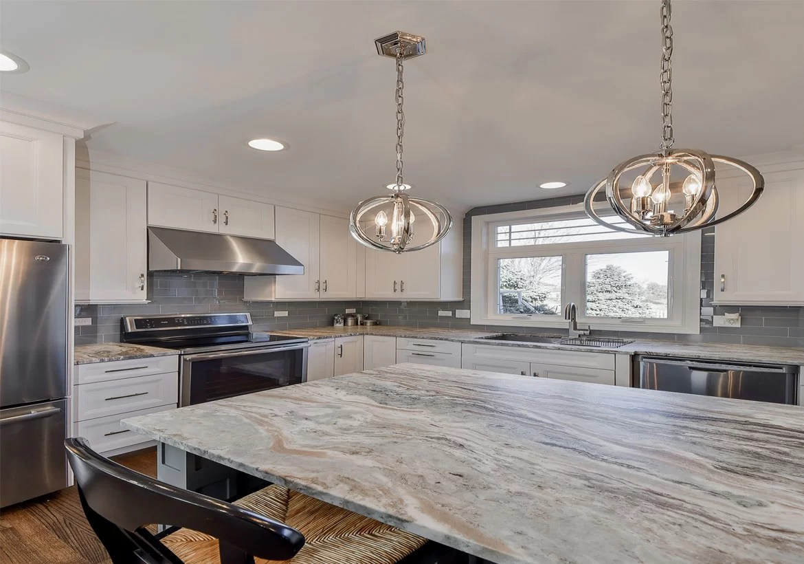 Kitchen Countertop Edges 6 Top Trends For Kitchen Countertop Design In 2019 Home