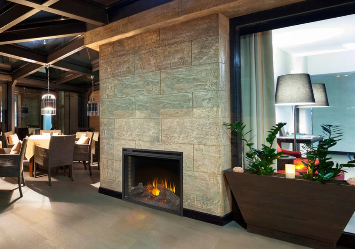 91 Eccentric Electric Gas Linear Fireplace Ideas Sebring Design Build
