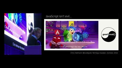 Messaging and Stream Handling in Microsoft Azure TechDays Sweden