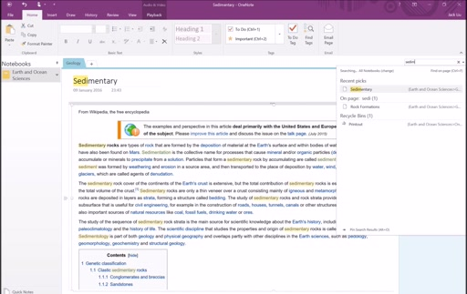 Section 5 OneNote Templates and Tables @TeamAcademic OneNote for - one note templates