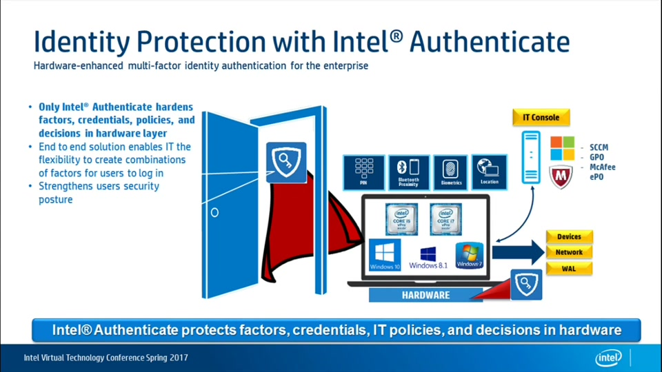 Microsoft and Intel Discuss New Security Technologies Coming to