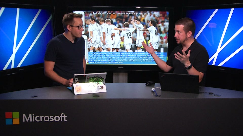 Azure AD and Identity Show Azure AD B2C (Business to Consumer)