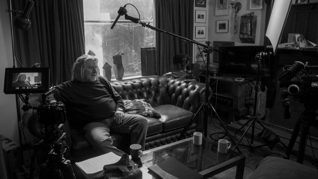 Finding Frank - Interviewing Werner Hammerstingl