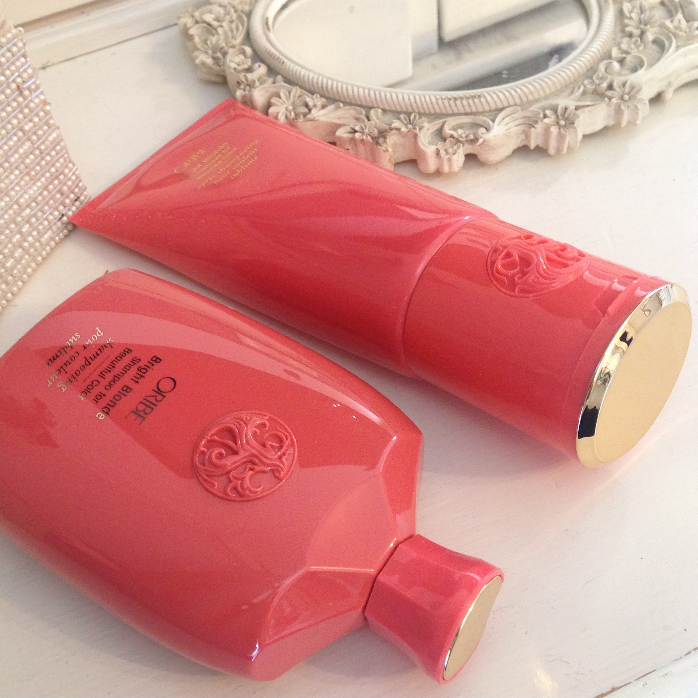 Oribe Shampoo Review Oribe Bright Blonde Shampoo Conditioner For Beautiful