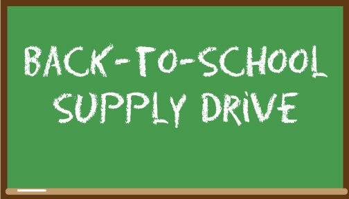Guilford Back to School Supply Drive