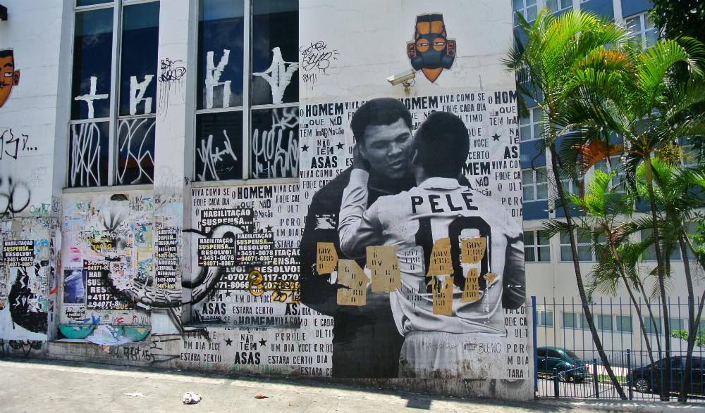 Sao Paulo streetart