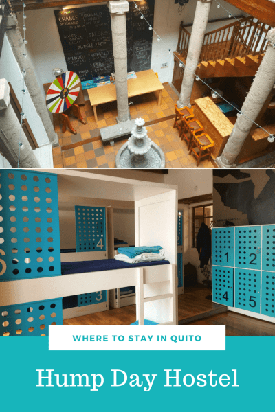 Where to stay in Quito: The Hump Day Hostel
