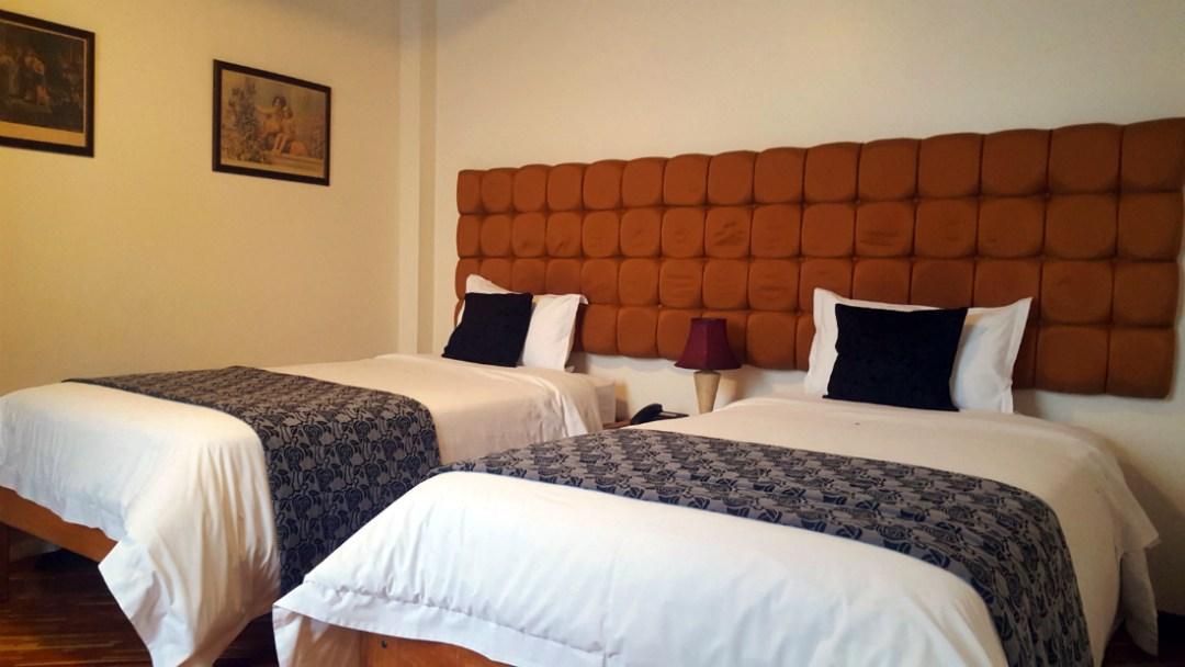 Staying in style casa joaquin boutique hotel in quito for Design hotel quito