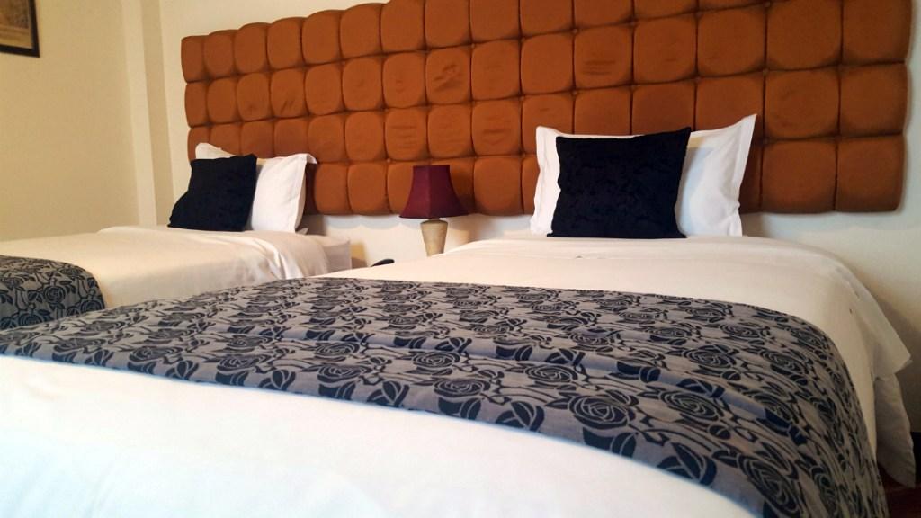 Room at the Casa Joaquin Boutique Hotel in Quito