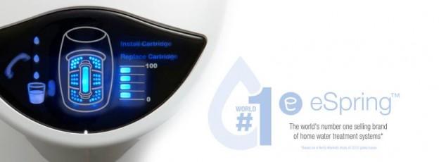 filtros de agua eSpring