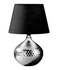 Silver Table Lamps To Create Beautiful LightingCreate ...
