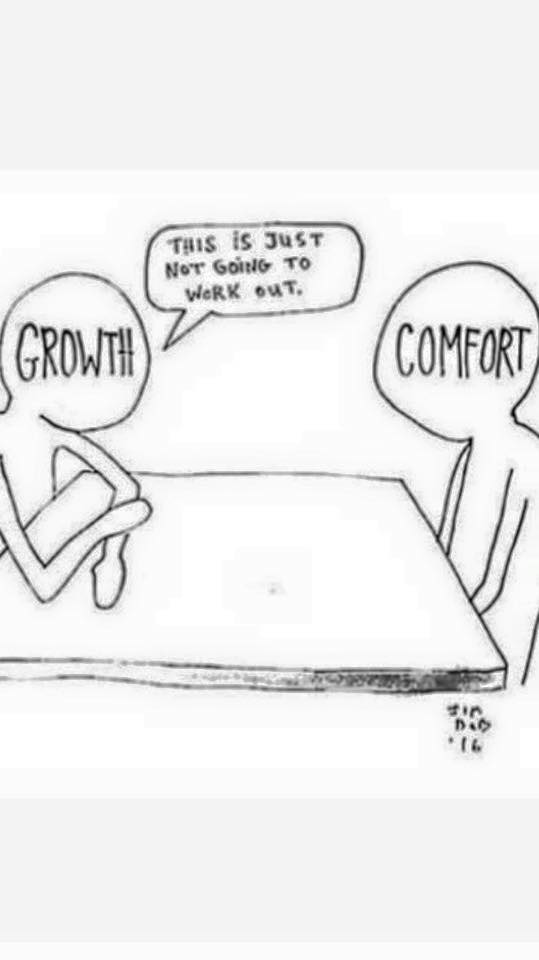 Growth and Comfort Image